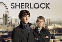 Sherlock / All about Sherlock Holmes. Including several works inspired by Sir Arthur Conan Doyle's novels. Mainly Sherlock (TV - Series)