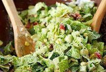 Salads, salaatteja
