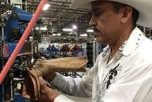 The Art of Boot Making / The Crafting of Lucchese Boots