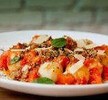 Receitas / Encontre diversos pratos fáceis e rápidos de fazer, além de dicas, notícias e vídeos sobre gastronomia