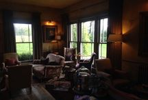 """Great Rooms / """"In the old pieces of furniture almost as in the old paintings, dwells the charm of the past..."""""""
