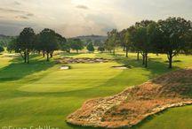 Keith's Golf World / Body of work