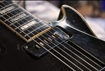 Gibson Les Paul Custom Black Beauty & P-480(AlnicoV)