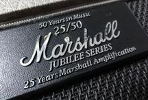 Marshall SIlver Jubilee 2555 / The Silver Jubilee™ Series was created in 1987 to celebrate the 25th anniversary of the founding of Marshall Amplification® and the 50th year of Jim Marshall® being in the music business, hence the Silver Jubilee's original '25/50™' designation. The limited edition all-valve Silver Jubilee amplifiers looked stunning in silver vinyl covering with chrome-plated control panel.