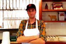 Nick Bayne - Cheesemonger / Cheeses discussed in my conversation with Nick Bayne, Cheesemonger www.fascinatingnouns.com/nick-bayne/