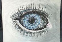 My Art - Acrylic - Canvas