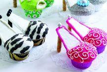 Cupcakes taart