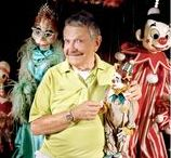 Bob Baker Marionette Theater / The Bob Baker Marionette theater in Los Angeles