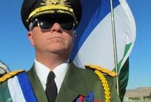 His Excellency, President Kevin Baugh - Republic of Molossia / The Republic of Molossia