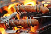 Garden - grill