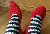 varm på føttene