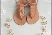 Flat Sandals.