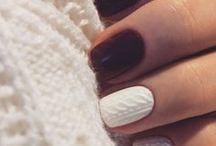 Nail ideas for Autumn n' Winter.