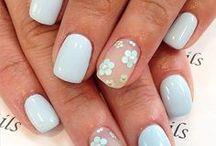 Nail ideas for Spring n' Summer.