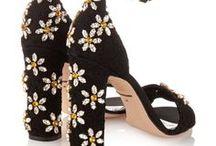 Sandal Heels.