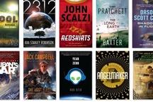 Best Science Fiction Books 2012