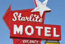 Vintage Signs / by Mark G
