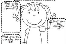 More teaching stuff for grades K through 3rd / by Patricia Balzarek