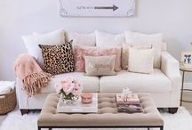 apartment inspiration! / I started this pin as inspiration for my NYC apartment! (Now ATL apartment!)