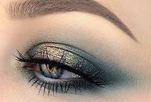 Style || Makeup / make up, eyes, lips, beauty