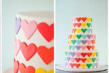 Cake, cupcake & cookies / A collection of beautiful works of cake art #cake #cookies #cupcakes #tutorial