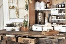 .:rustique:. / Rustic Design, nature inspired design, outdoors  / by Kelly Flanders