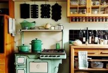Farmhouse Rustic / I like this style...earthy and rustic