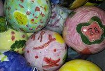 Christmas Ceramics at Faux Arts / Christmas drop-ins at Faux Arts