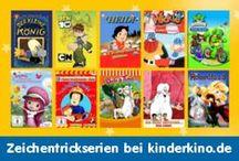 Zeichentrick Serien / Hier findet ihr alle #Zeichentrickserien von www.kinderkino.de. Ob Klassiker, wie #Heidi oder #Wickie bis hin zu ganz neuen #Kinderserien wie Ben 10 oder Winx. Hier ist für Jeden die genau richtige Serie dabei!