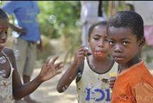 portraits d'enfants / enfants du monde entier