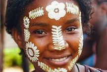 Enfant Madagascar - Madagascar children