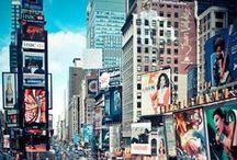 Místa, která chci navštívit / Jaké místa chci navštívit