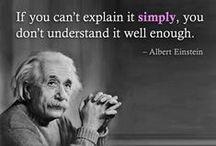 Učte se od nejlepších / Myšlenky, ahamomenty a uvědomění