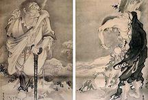 210 Shohaku Soga:曽我蕭白(1730-1781)
