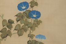 215 Hoitsu Sakai:酒井抱一(1761-1829)
