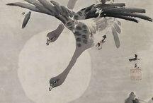 216 Buncho Tani:谷文晁(1763-1841)