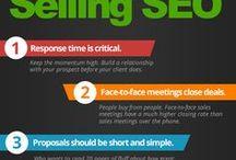 SEO / Optimalizace pro vyhledávače, budování zpětných odkazů, SEO vs.PPC, infografiky