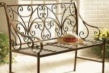 Projects: wrought iron; wire ...