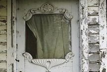 Entrances / Doors, windows, entrances.