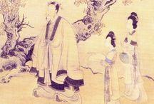 042 Chén Hóng shòu:陳洪綬(1598-1652)