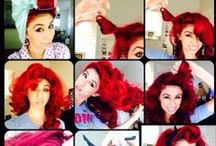 Hair Styles & How To Guides / Gorgeous hair style and guides from Pinterest users