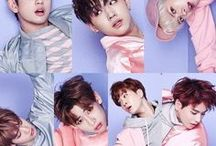 Meet Got7 / Pictures of members from the Kpop boy band Got7