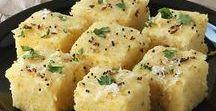 Gujarati food & recipes / Gujarati recipes, Gujarati food, Gujarati shaak, vegan curries, dry curries, Gujarati curries, authentic Indian cooking, vegetarian recipes, healthy Indian recipes.