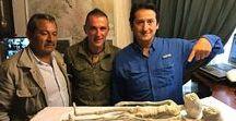 Reportages Alien Project / « Tout a commencé par la découverte récente de reliques très étranges dans la zone désertique Paracas-Nazca du Pérou. Cette découverte archéologique extraordinaire pourrait non seulement bouleverser l'Histoire de l'Humanité mais aussi apporter un éclairage nouveau sur la place de l'Homme dans un univers où il n'est certainement pas si seul que l'on veut bien le croire. » Lire la suite sur: http://ovnis-videos.com/category/categories/ufologie/alien-project/