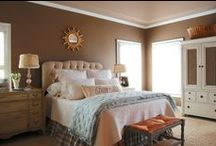 "Bedrooms / ""My bedroom is my sanctuary. It's like a refuge..""
