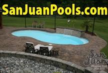 Atlantic Model by San Juan Fiberglass Pools