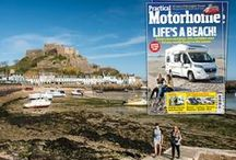 Front cover news! / Practical Motorhome & Practical Caravan new issue blogs by Kate Taylor