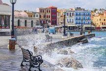 Crete, Greece / A beautiful Greek Island