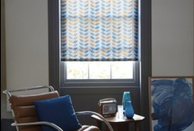 Fabrics / Fabrics we love to use here at Harmony Blinds. A source of inspiration!