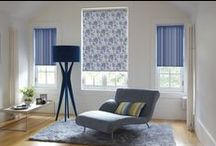 Roller Blinds / All things Roller Blinds - fabrics, colours and design